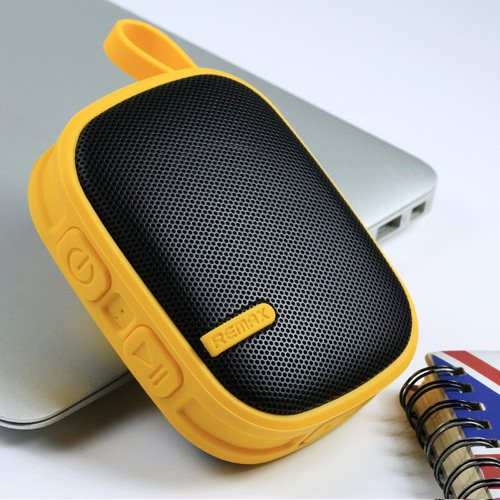 Remax X2 MUSIC BOX -  Bluetooth Reproduktor, Yellow