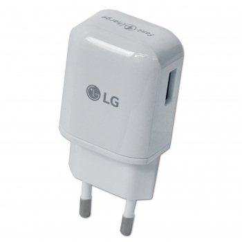 Rýchlonabíjačka LG MCS-H05ED s USB konektorom, White
