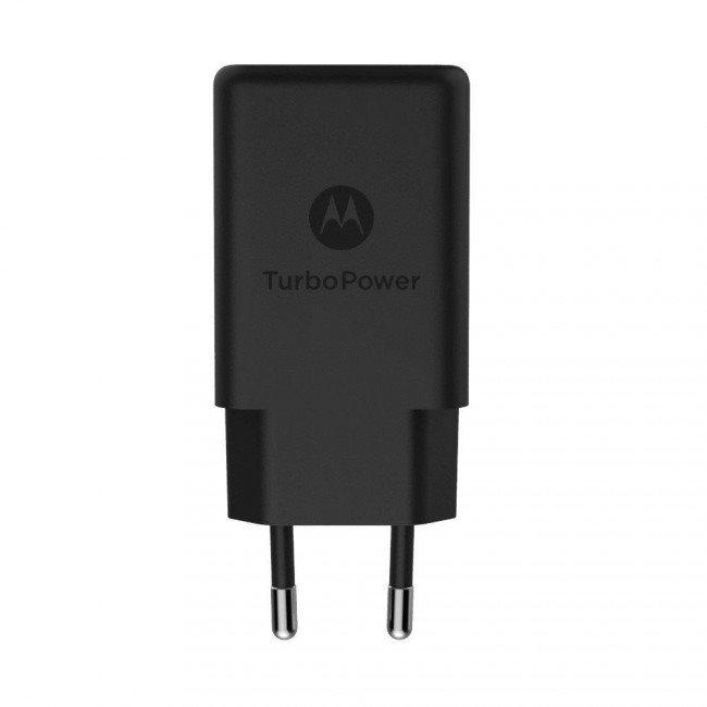 Rýchlonabíjačka Motorola TurboPower QC 3.0, Black