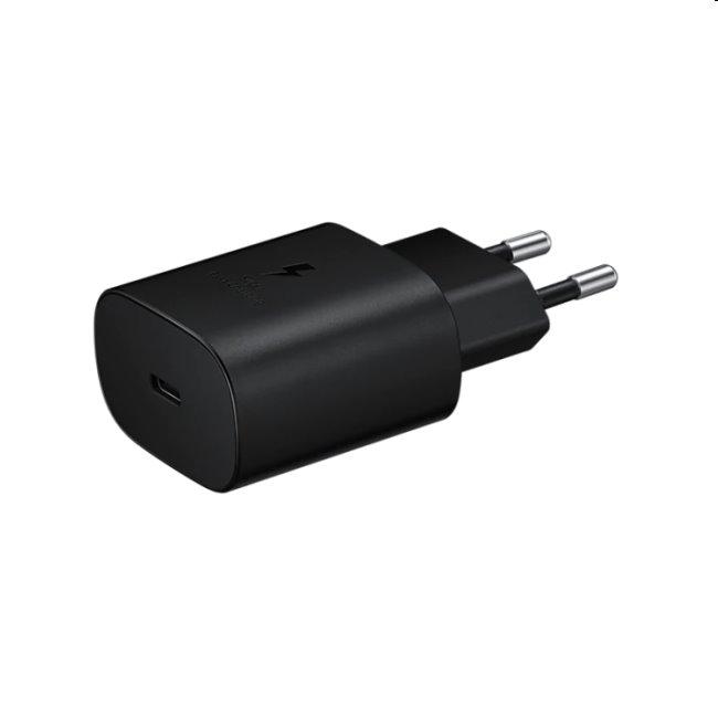 Rýchlonabíjačka Samsung EP-TA800NBE (25W), black