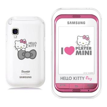 Samsung C3300 Champ, Hello Kitty