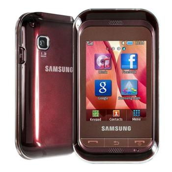 Samsung C3300 Champ, Wine Red