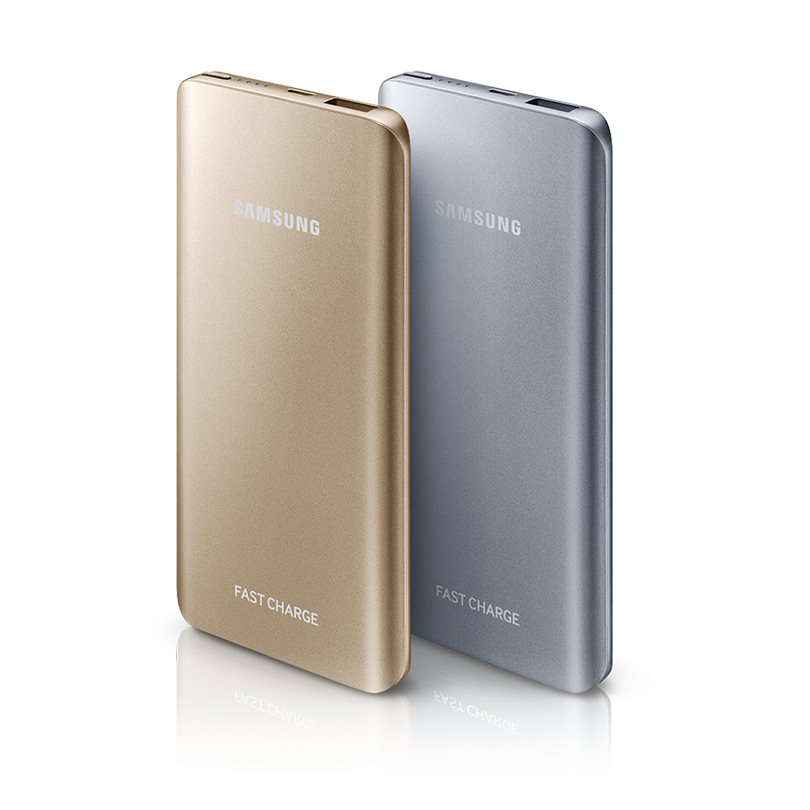 Samsung EB-PN920UF - PowerBank FAST CHARGE 5200 mAh, Silver