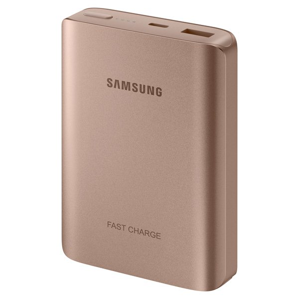 Samsung EB-PN930C - PowerBank FAST CHARGE25W - 10200 mAh, Rose Gold