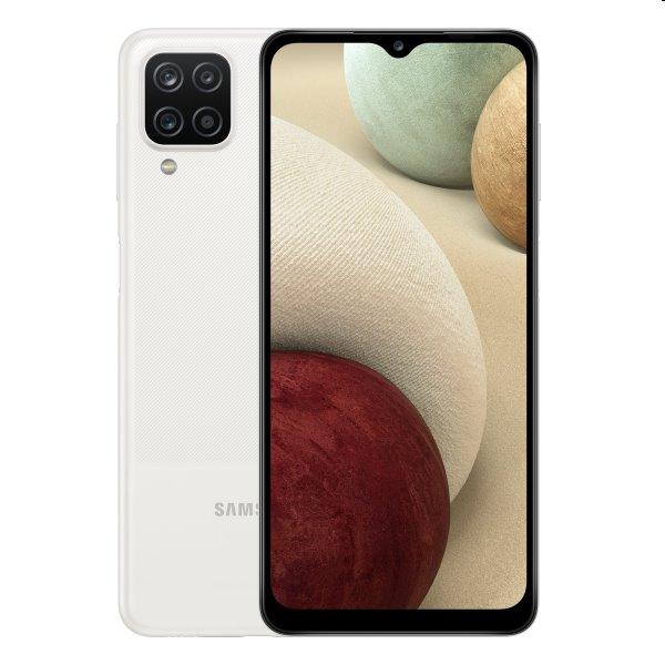 Samsung Galaxy A12 - A125F, 4/64GB, white