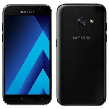 Samsung Galaxy A3 2017 - A320F, 16GB | Black - nový tovar, neotvorené balenie