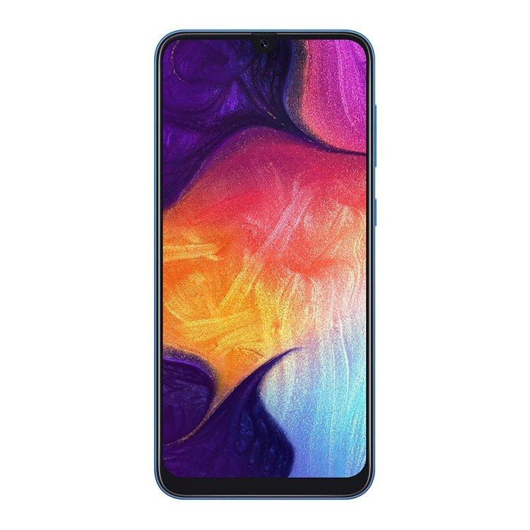 Samsung Galaxy A50 - A505F, 4/128GB, Dual SIM, Blue - SK distribúcia