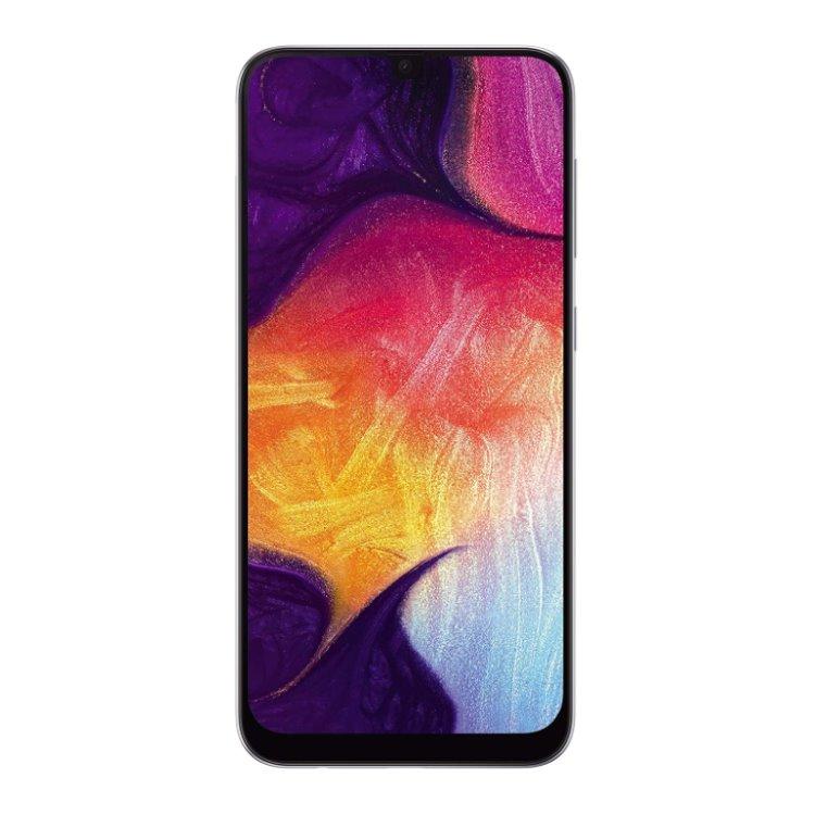 Samsung Galaxy A50 - A505F, 4/128GB, Dual SIM, White - SK distribúcia