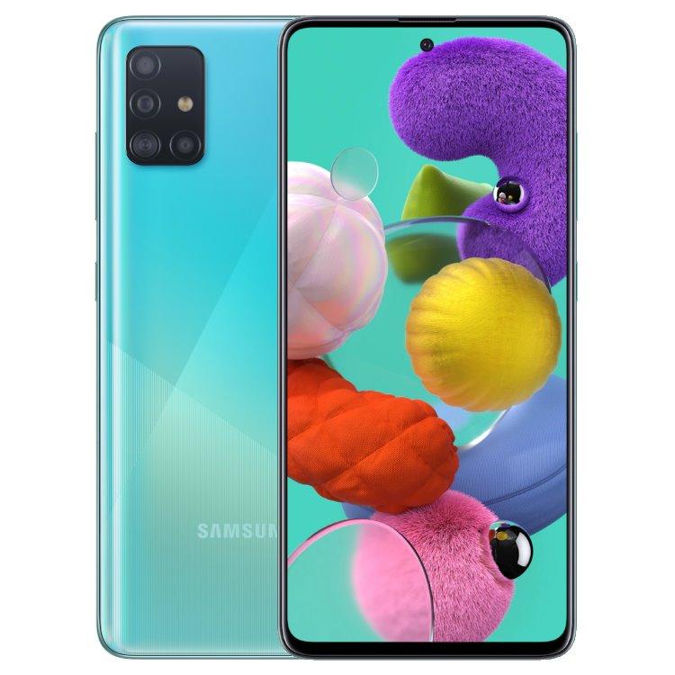 Samsung Galaxy A51 A515F Dual SIM , blue