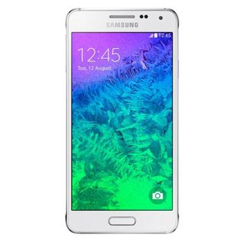 Samsung Galaxy Alpha - G850, White