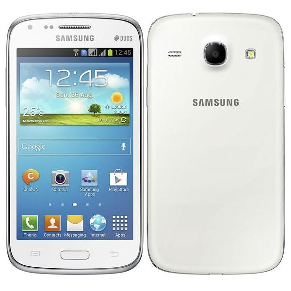 Samsung Galaxy Core Duos - i8262, White