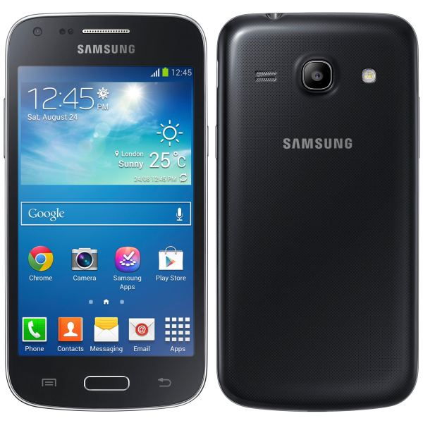 Samsung Galaxy Core Plus - G3500, Black- SK distrib�cia