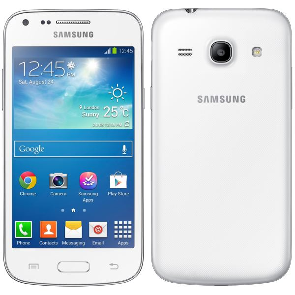 Samsung Galaxy Core Plus - G3500, White - SK distrib�cia