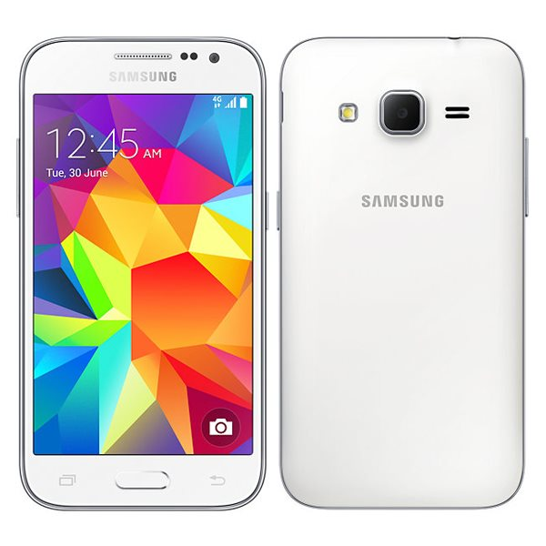 Samsung Galaxy Core Prime VE - G361F, White - SK distrib�cia