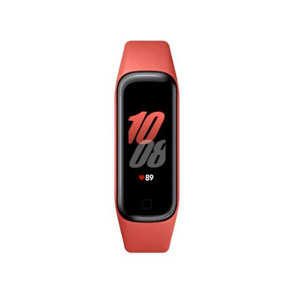 Samsung Galaxy Fit2 SM-R220, red