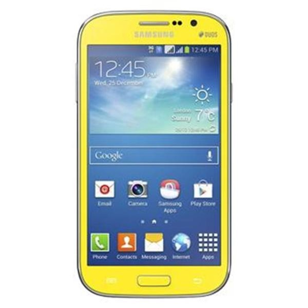 Samsung Galaxy Grand Neo - i9060, Dual Sim, Lime Green - SK distrib�cia