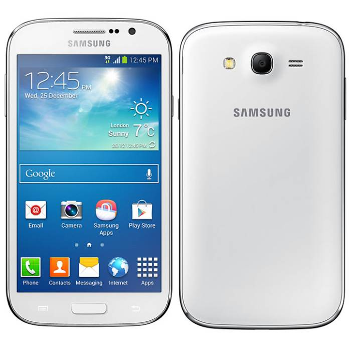 Samsung Galaxy Grand Neo - i9060, Dual Sim, White - SK distrib�cia