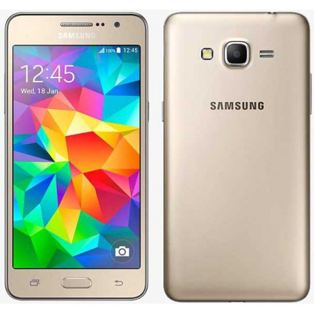 Samsung Galaxy Grand Prime VE - G531F, Gold - SK distrib�cia