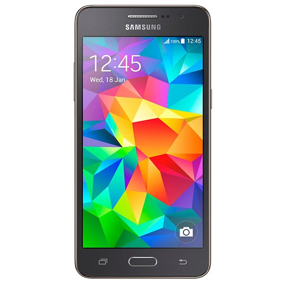 Samsung Galaxy Grand Prime VE - G531F, Grey - SK distrib�cia