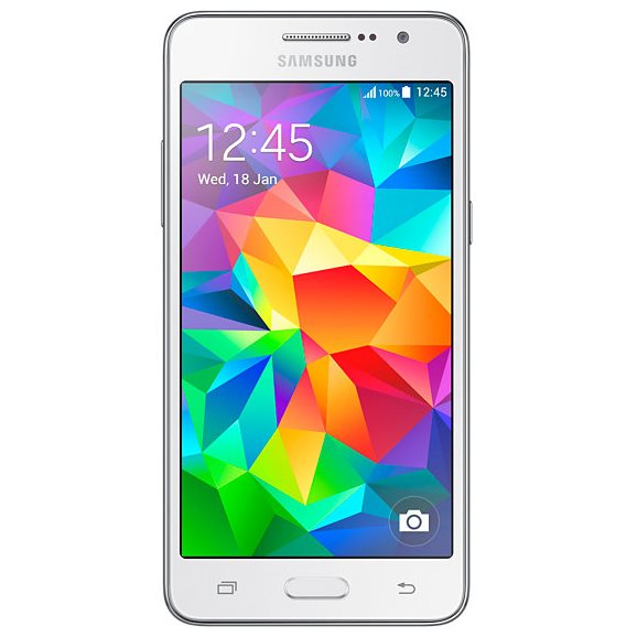 Samsung Galaxy Grand Prime VE - G531F, White - SK distrib�cia