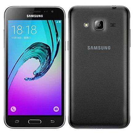 Samsung Galaxy J3 (2016) - J320F, Dual SIM, 8GB, Black - SK distribúcia