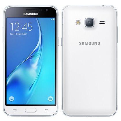 Samsung Galaxy J3 (2016) - J320F, Dual SIM, 8GB, White - SK distribúcia
