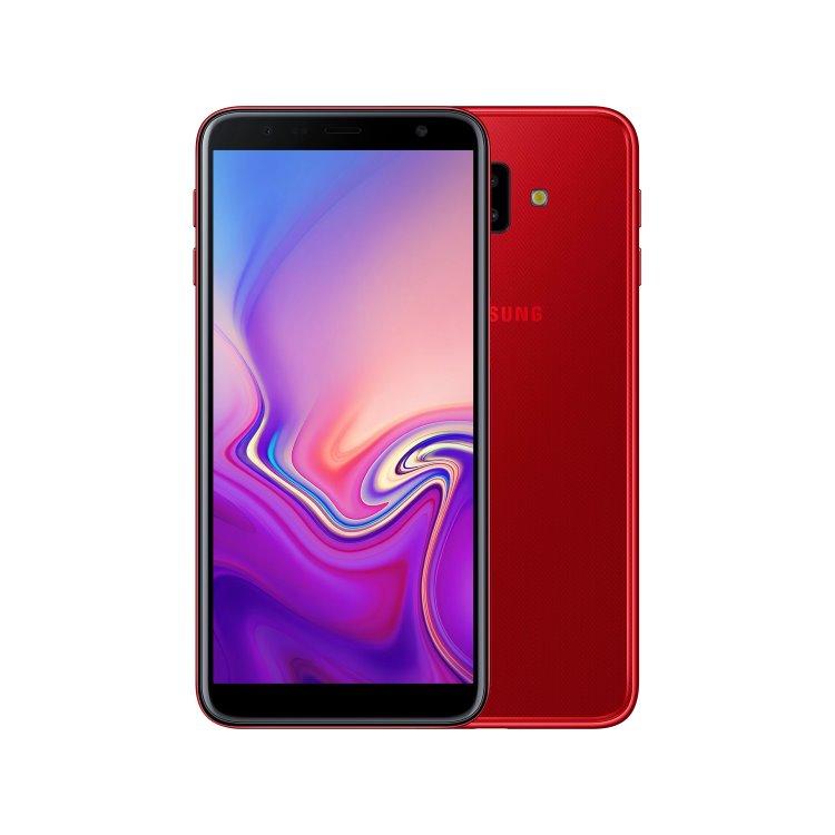 Samsung Galaxy J6 Plus - J610F, Dual SIM, Red - SK distribúcia