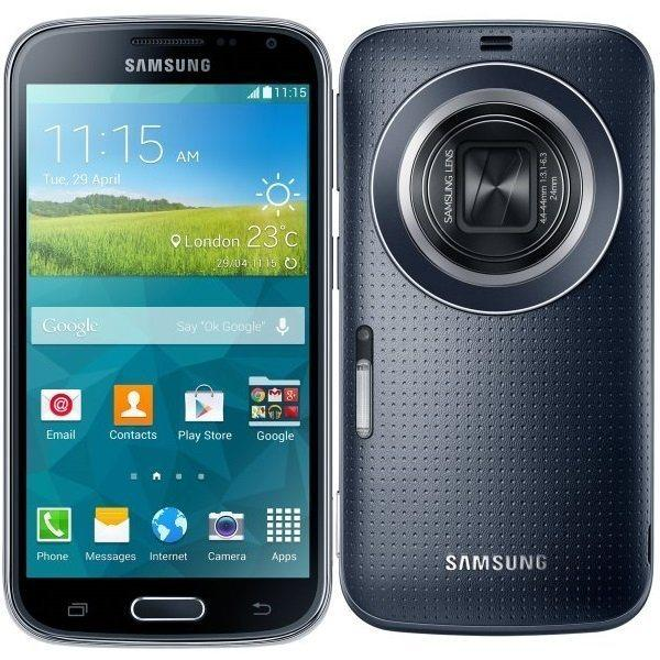 Samsung Galaxy K Zoom - SM-C115, Black - SK distrib�cia