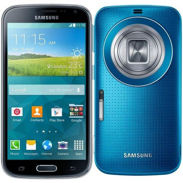 Samsung Galaxy K Zoom - SM-C115, Blue - SK distrib�cia