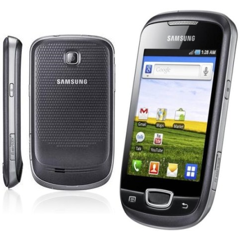 Samsung Galaxy Mini - S5570, Steel Gray + Pam�ov� karta 2GB - SK distrib�cia