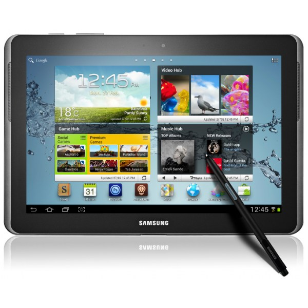 Samsung Galaxy Note 10.1 3G - N8000, 16GB, Android OS, Gray