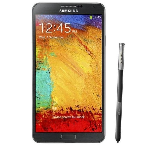 Samsung Galaxy Note 3 - N9005, 32GB, Black - SK distrib�cia