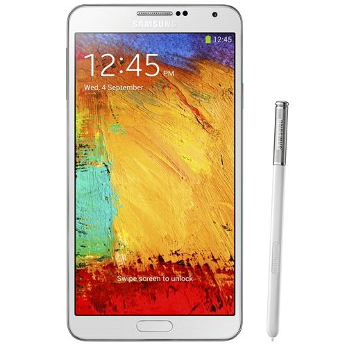 Samsung Galaxy Note 3 - N9005, 32GB, White - SK distrib�cia