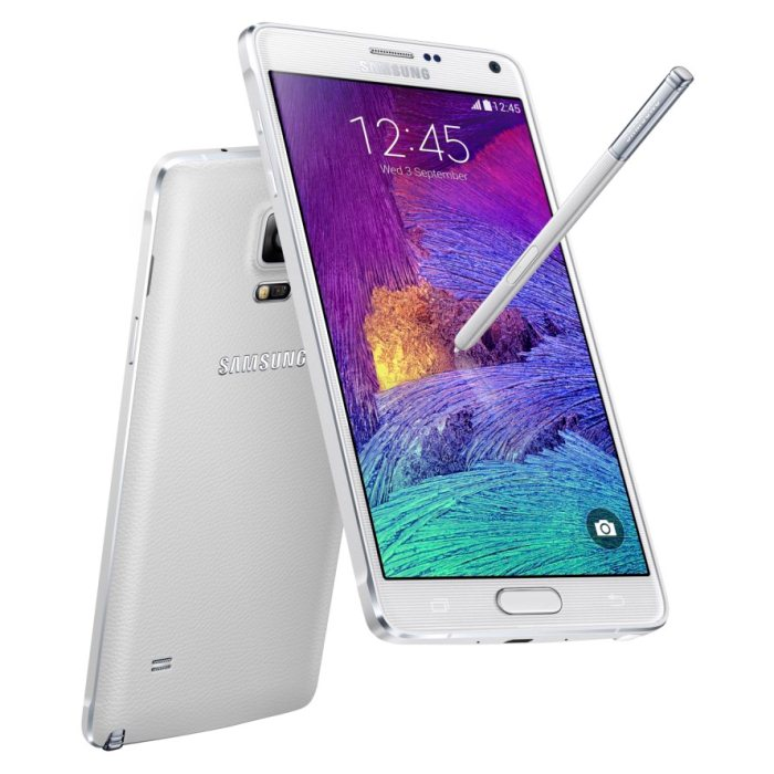 Samsung Galaxy Note 4 - N910F, White - SK distrib�cia