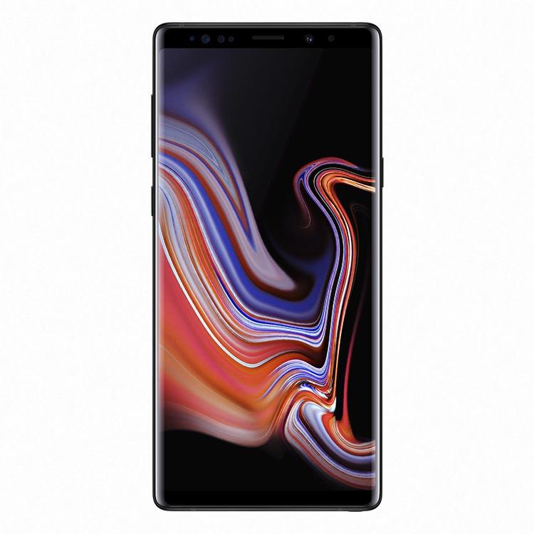 Samsung Galaxy Note 9 - N960F, Dual SIM, 128GB, Midnight Black - SK distribúcia
