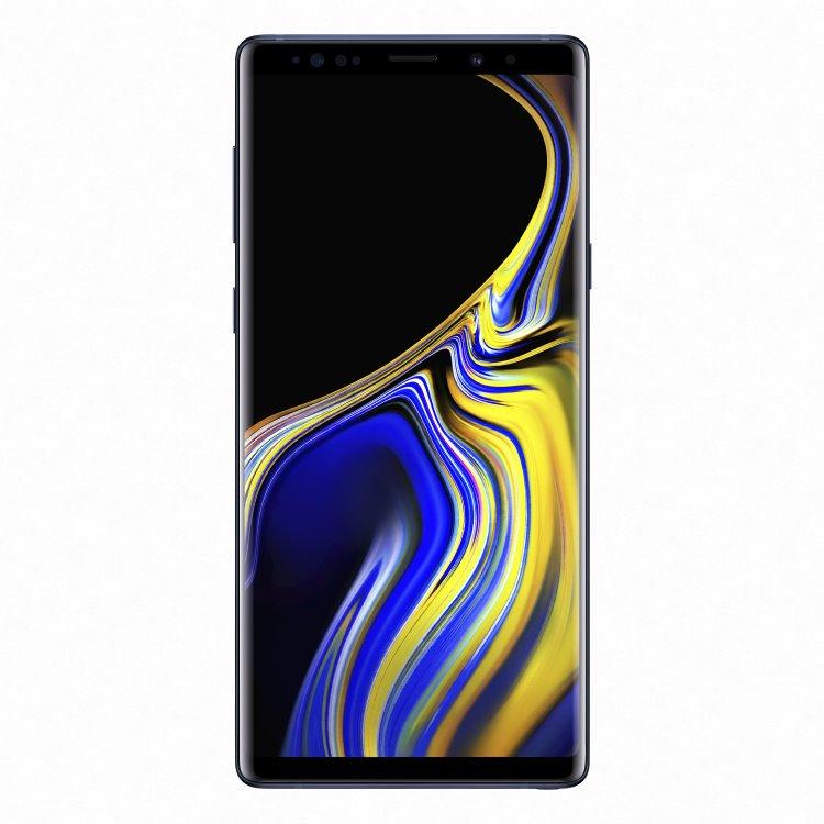 Samsung Galaxy Note 9 - N960F, Dual SIM, 128GB, Ocean Blue - SK distribúcia