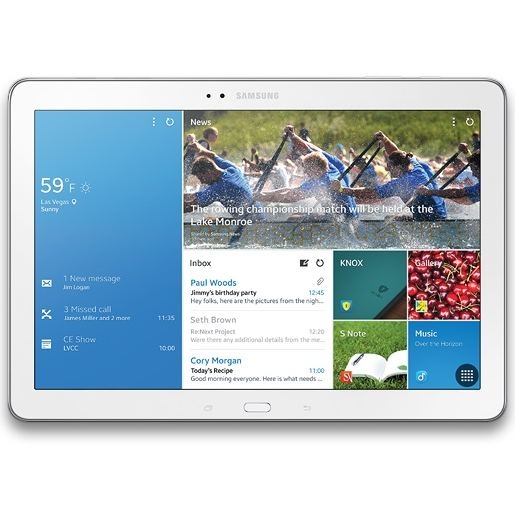 Samsung Galaxy Note Pro 12.2 - P900, 32GB, White
