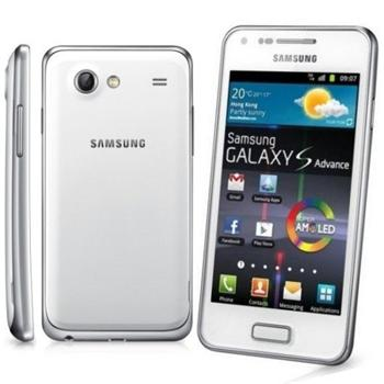 Samsung Galaxy S Advance - i9070 + NFC, White