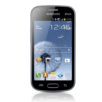 Samsung Galaxy S Duos - S7562, 4GB, Black