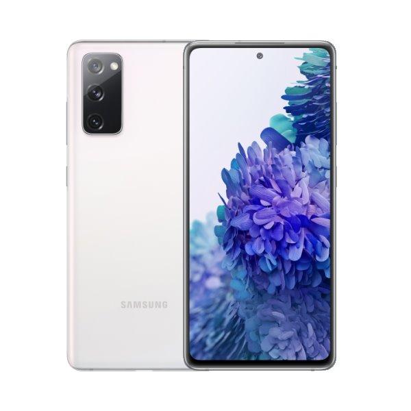 Samsung Galaxy S20 FE - G780F, Dual SIM, 6/128GB, Cloud White - SK distribúcia
