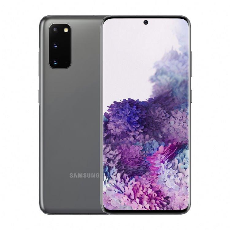 Samsung Galaxy S20 - G980F, Dual SIM, 8/128GB   Cosmic Gray - nový tovar, neotvorené balenie