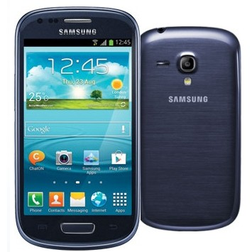 Samsung Galaxy S3 Mini - i8190, Pebble Blue