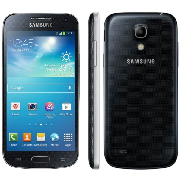 Samsung Galaxy S4 Mini - i9195, Black Mist - SK distrib�cia
