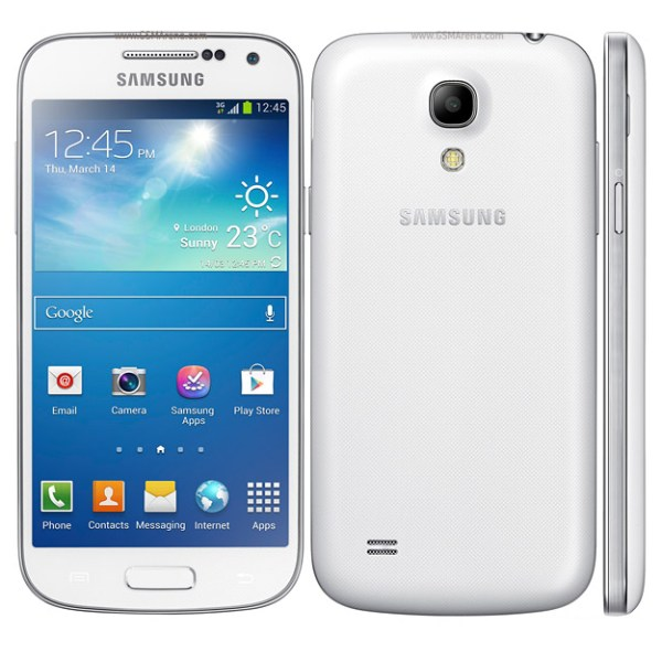 Samsung Galaxy S4 Mini - i9195, White Frost - SK distrib�cia