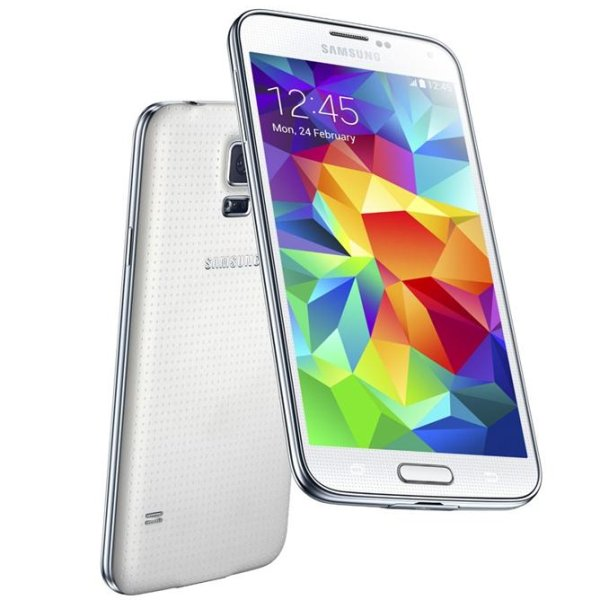 Samsung Galaxy S5 - G900, 16GB, White - SK distrib�cia