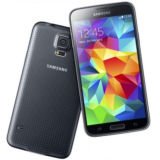 Samsung Galaxy S5 mini - G800, 16GB, Black - SK distrib�cia