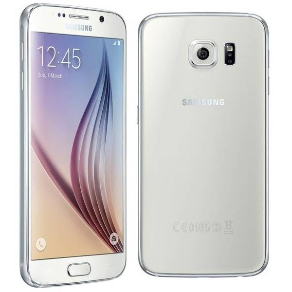 Samsung Galaxy S6 - G920F, 32GB, White - SK distrib�cia