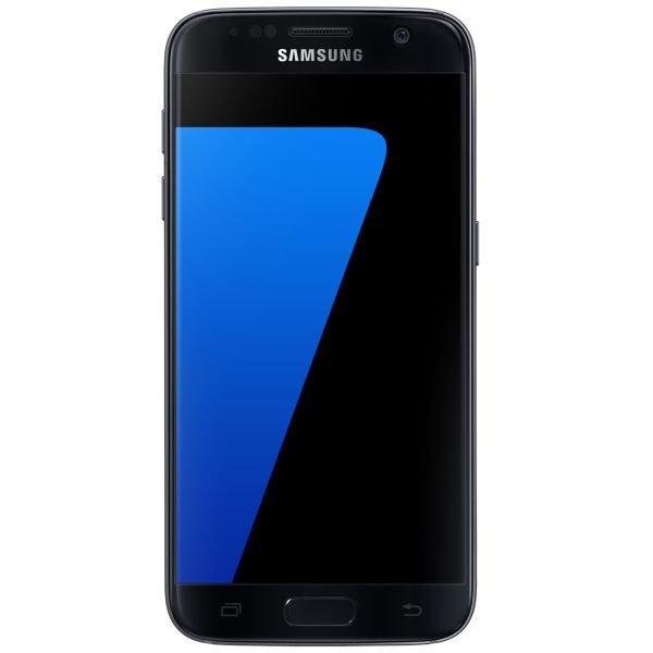 Samsung Galaxy S7 - G930F, 32GB | Black, Trieda A - použité, záruka 12 mesiacov