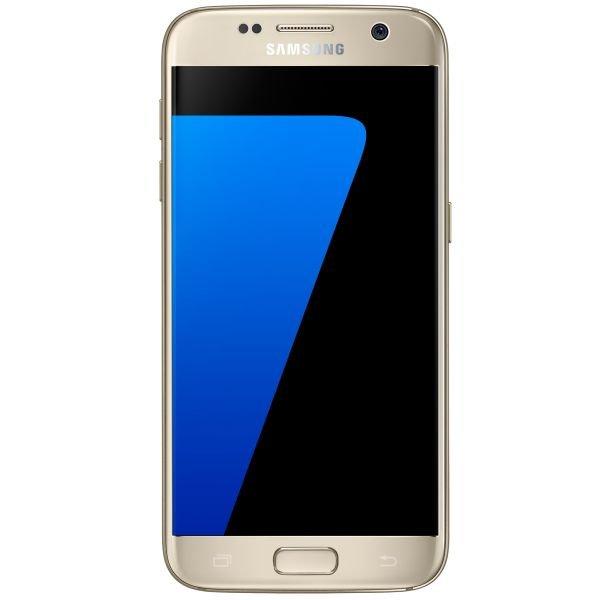 Samsung Galaxy S7 - G930F, 32GB | Gold, Trieda A - použité, záruka 12 mesiacov