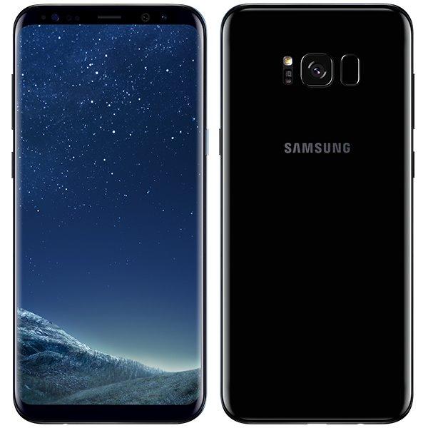 Samsung Galaxy S8 Plus - G955F, Midnight Black - SK distribúcia